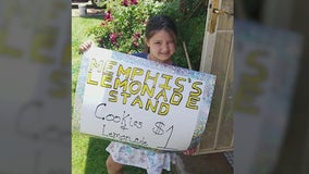 Young girl raises more than $1,500 for Winslow 4th of July fireworks show