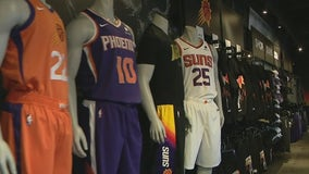 NBA Finals: New Suns gear available ahead of Game 1