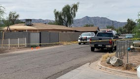 PD: Teen found shot to death in car in South Phoenix