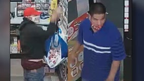 Police search for suspects accused of stealing from Circle K in North Phoenix