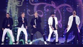 Backstreet Boys back in Las Vegas for a Christmas residency