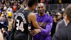 Giannis Antetokounmpo fulfills NBA legend Kobe Bryant's prophecy