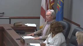 Alabama official recorded using N-word at council meeting