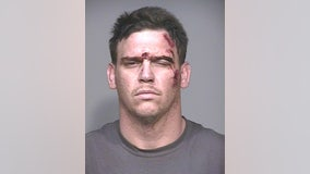 Scottsdale Police arrest man accused of assaulting officer and abandoning stolen ambulance