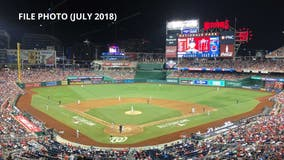Fans asked to leave Nationals Park after three people shot outside MLB stadium