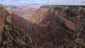 Louisiana man dies while hiking Bright Angel Trail in Grand Canyon