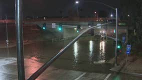 Flash Flood Watch in effect for 13 Arizona counties; monsoon storms flood the Valley