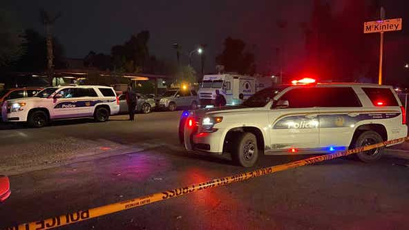 Suspect seriously injured after Phoenix Police shooting near 32nd and Van Buren streets