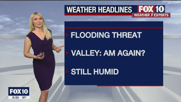 Evening Weather Forecast - 7/14/21