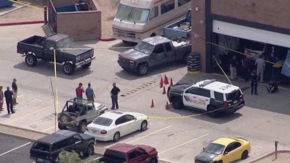 Peoria Police investigating officer-involved shooting