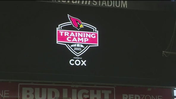 Cardinals hold first open practice of season at State Farm Stadium
