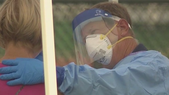 Rising COVID-19 numbers show a 'pandemic among the unvaccinated,' Arizona health experts say