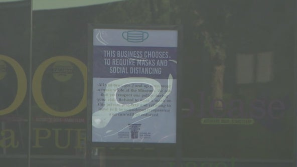 Phoenix area businesses react to new CDC guidelines on mask wearing