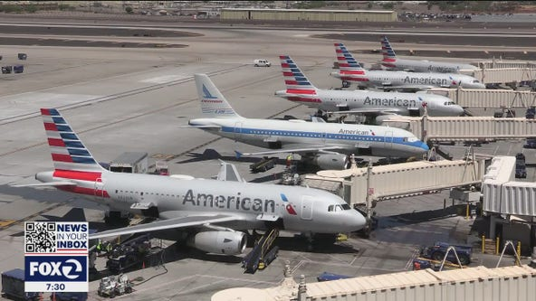 Crowded flights and air travel delays could continue through the summer