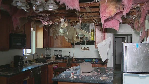 Behavioral health facility set to open destroyed by monsoon lightning near Cave Creek