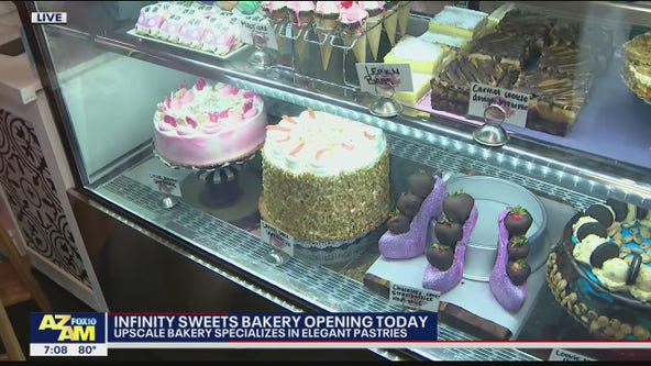 Keeping it Local: Infinity Sweets Bakery