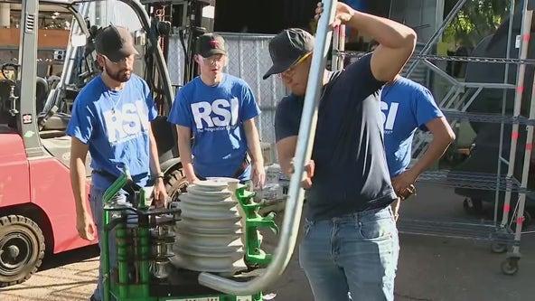 Job shop: The Refrigeration School in Phoenix