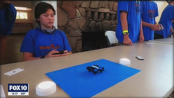 Boy Scouts of America hosts first ever drone camp in Arizona