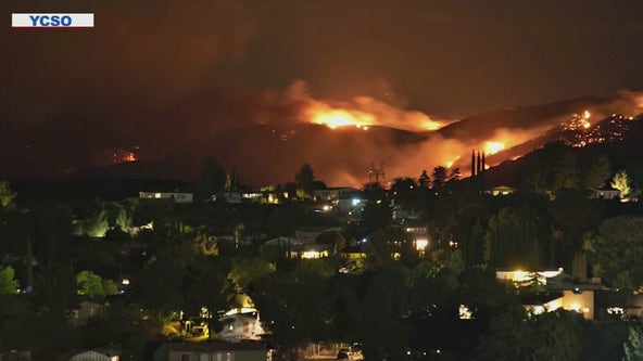 What to know about the Tiger Fire: Evacuations ordered, roads closed