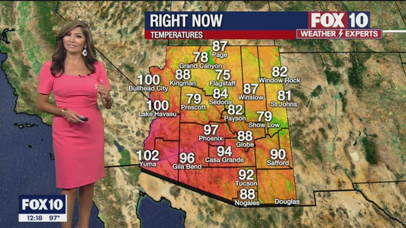 Noon Weather Forecast - 7/27/21