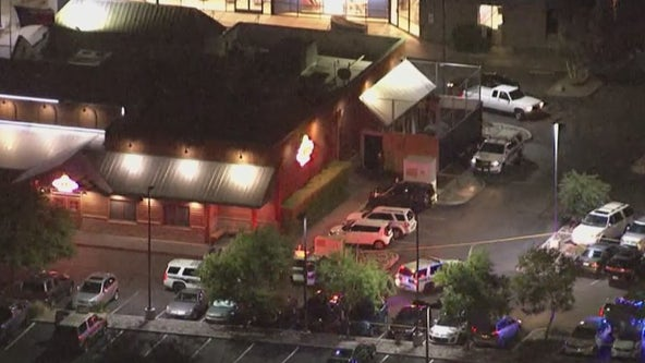 Police situation near former Metrocenter Mall in North Phoenix
