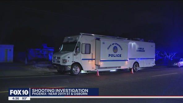 PD: Man shot, killed by acquaintance in Phoenix