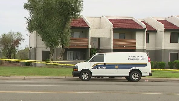 Two dead in North Phoenix apartment shooting