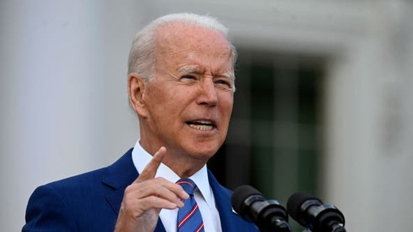 Biden to pitch 'diplomatic solution' as Taliban surges in Afghanistan