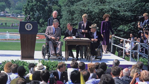 Americans with Disabilities Act: Biden to mark 31st anniversary of landmark law