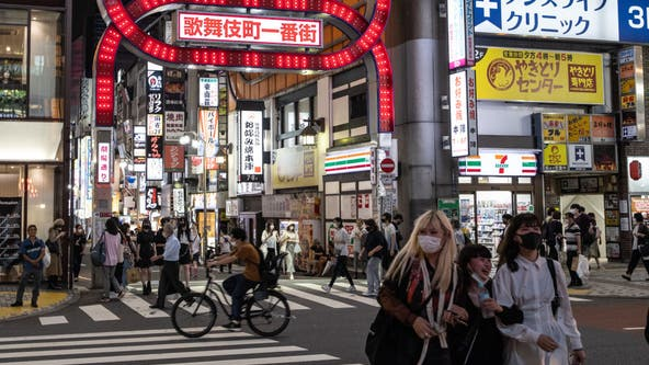COVID-19 cases in Tokyo surge to 6-month high 1 week before Olympics