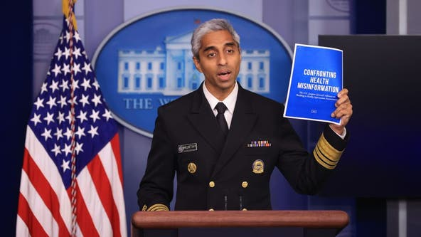 As COVID-19 cases rise in US, surgeon general expresses worry
