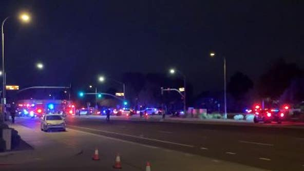 Suspect arrested in connection to crash following Chandler Police pursuit, shooting