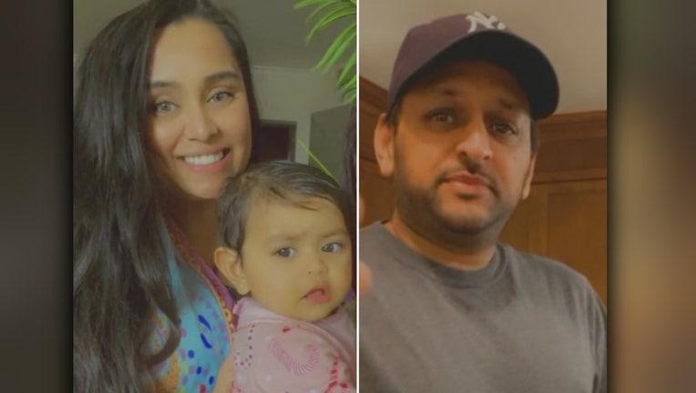 aishani vishai and bhavna patel family wsvn