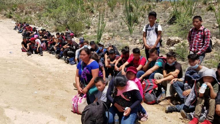 Group of Guatemalan children
