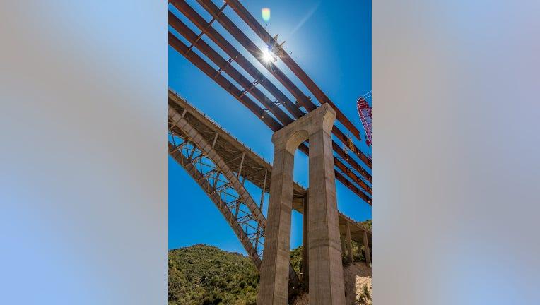 pinto creek bridge