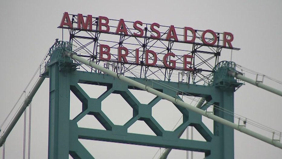 BRIDGE TO CANADA