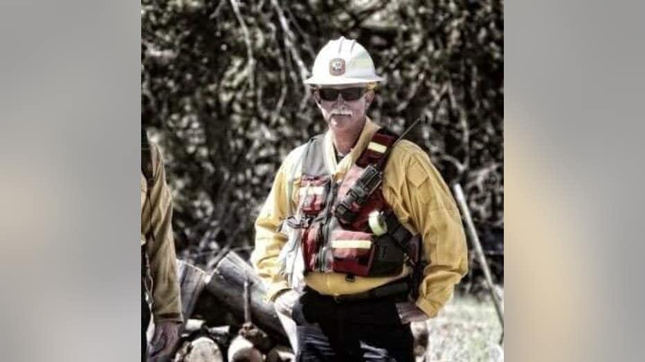 Fire Chief Jeff Piechura