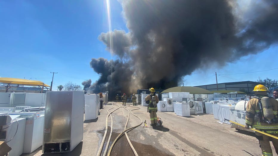Photo courtesy of the Phoenix Fire Department