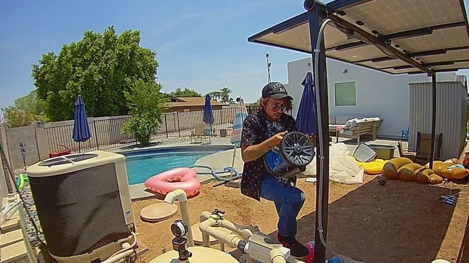 tempe pool vacuum thief