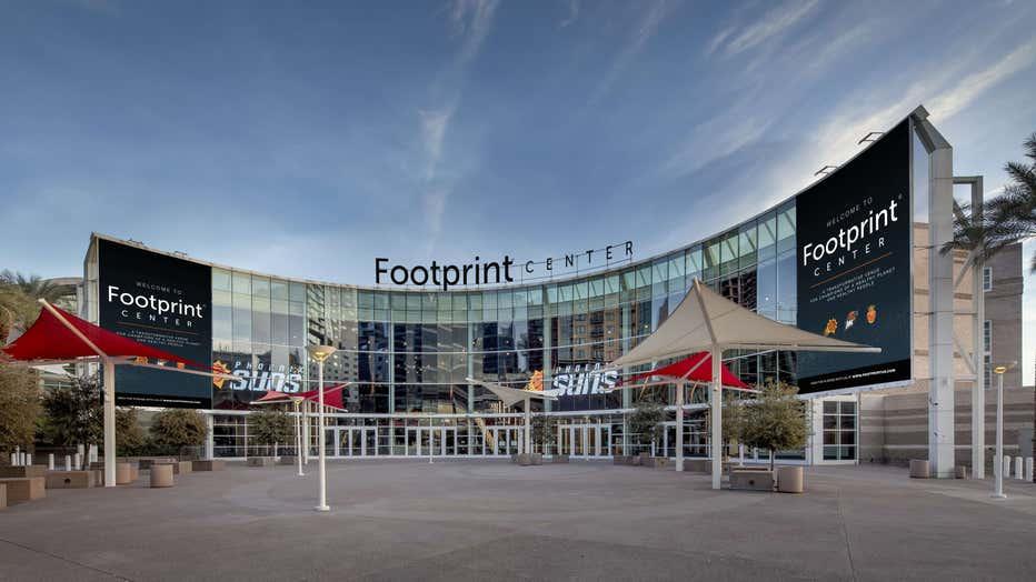 suns footprint center