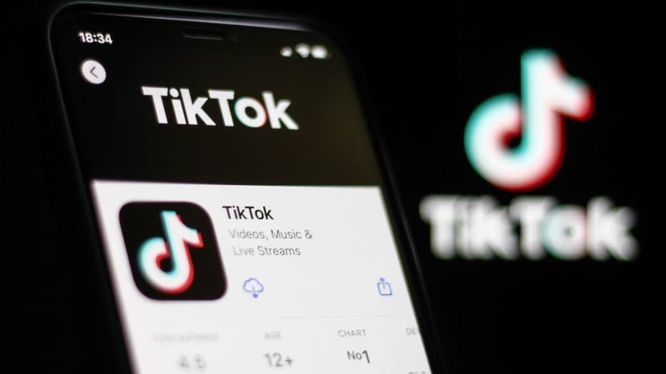 TikTok And Facebook Photo Illustrations