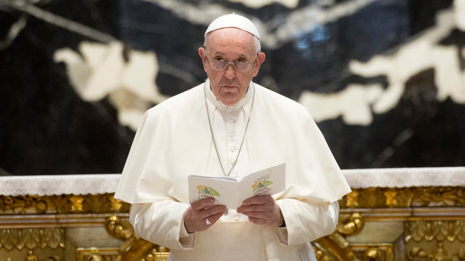 Pope Francis Leads A Day Of Prayer For Peace In Lebanon