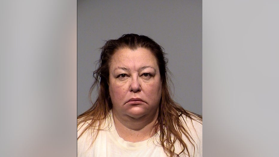 47-year-old Joanna Riggle was booked into Yavapai County Jail on suspicion of charges of felony endangerment as well as animal cruelty
