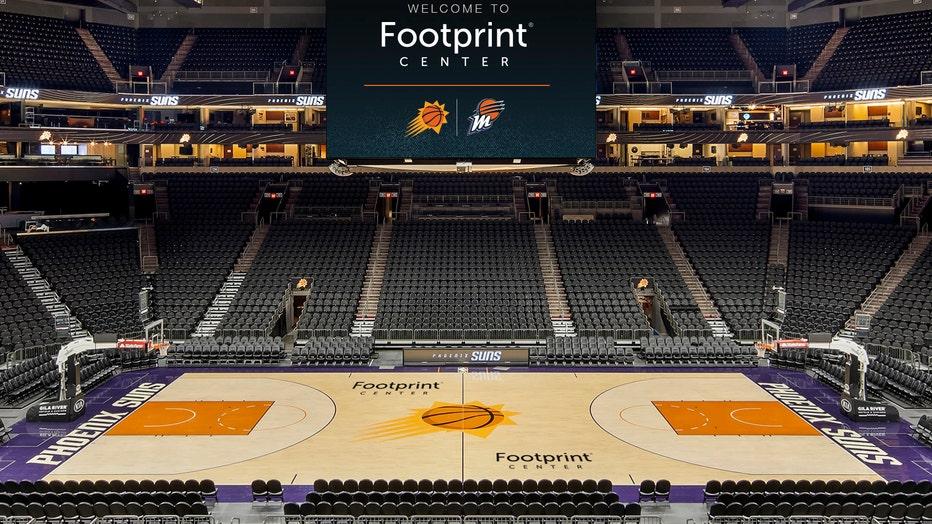 footprint center