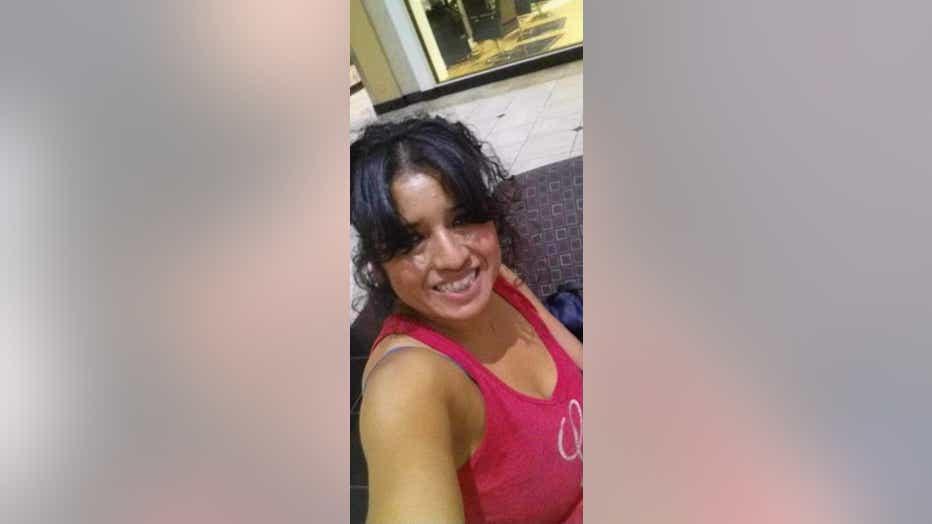 Fabiola Vargas-Bracamontes. Photo courtesy of Melissa Vargas