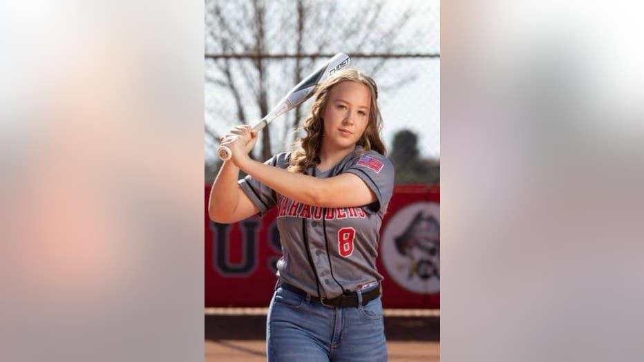 Faith Moore, 16. Photo courtesy of the Moore family