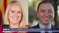 2 top aides to Arizona Gov. Ducey leaving for new jobs