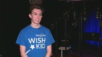 Arizona Make-A-Wish Kid follows his dream to make music