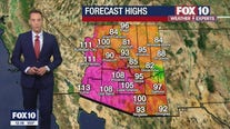 Noon Weather Forecast - 8/2/21