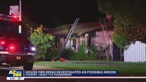 Phoenix FD: House fire being investigated as possible arson